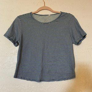 Bundle-Pac Sun blouse, S, Say What cropped shell,